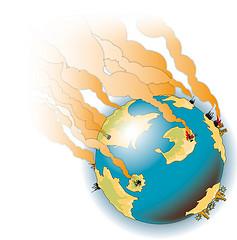 Tierra en crisis